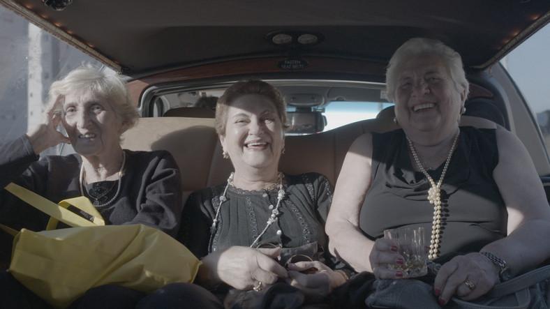 """Kadr z filmu """"Miss Holocaust""""; fot. Furia Film"""