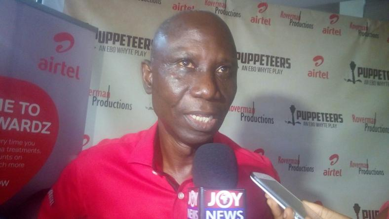 Uncle James Ebo Whyte