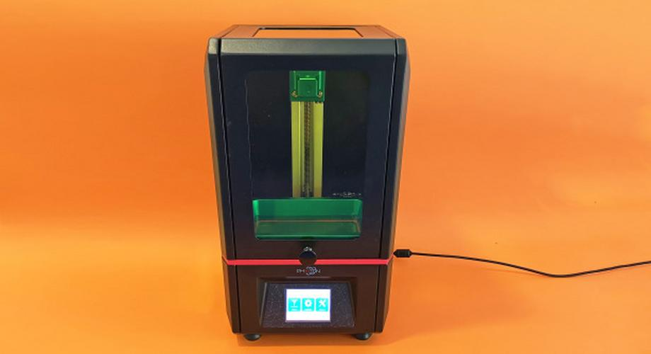 SLA-3D-Drucker Anycubic Photon im Test: Budget-Modell