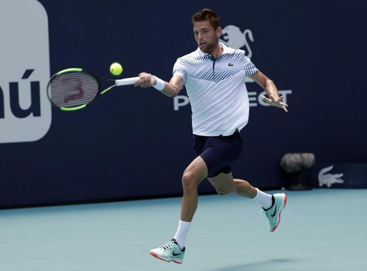 Filip Krajinović, ATP Majami
