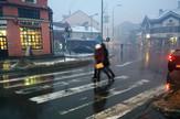 Ledena kiša na putevima