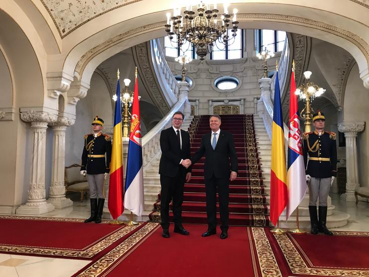 Vučić Bukurešt