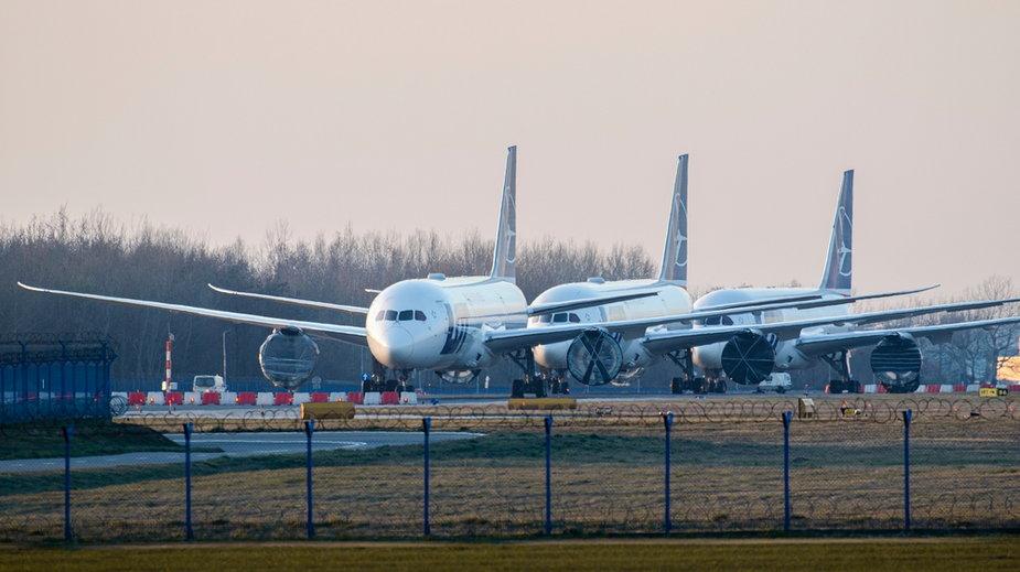 Koronawirus. Kryzys branży lotniczej wywołany pandemią zagraża 46 mln miejsc pracy