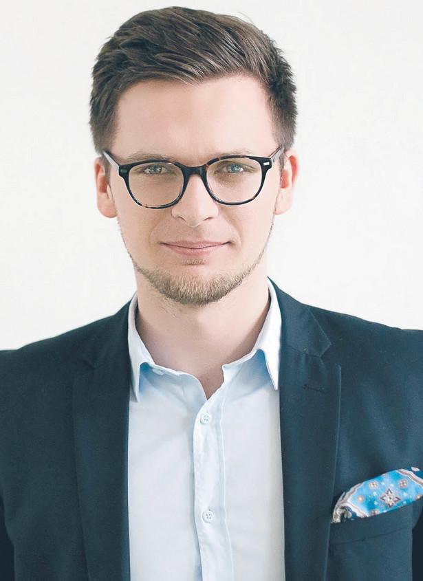 Aleksander Brzózka rzecznik prasowy Ministerstwa Środowiska