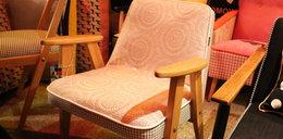 Zobacz ile kosztują meble rodem z PRL. 1250 za fotel!