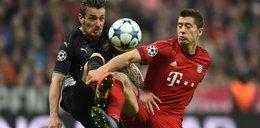 Bayern zmiażdżył Arsenal. Lewy znów strzela