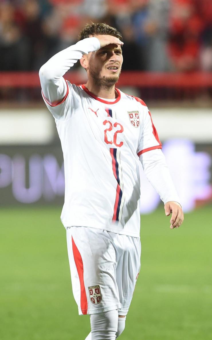 Adem Ljajić, Fudbalska reprezentacija Srbije, Fudbaleri Srbije