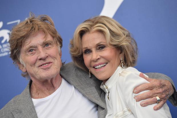Robert Redford i Džejn Fonda