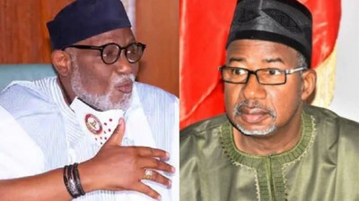 Herdsmen: Akeredolu warns Bauchi governor against setting Nigeria on fire, says his thoughts are destructive