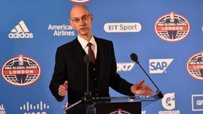 NBA - komisarz Silver: kobiety będą prowadziły ekipy w roli trenerów