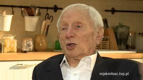 """""""M jak miłość"""": Witold Pyrkosz świętuje 90. urodziny"""
