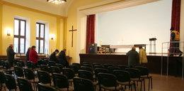 Wierni w Sosnowcu mają tymczasowy kościół