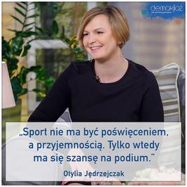 """""""Demakijaż"""": Otylia Jędrzejczak gościem Krzysztofa Ibisza. Co zdradzi mistrzyni olimpijska?"""
