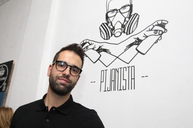 Andrej Josifovski, autor murala koji je oduševio planetu