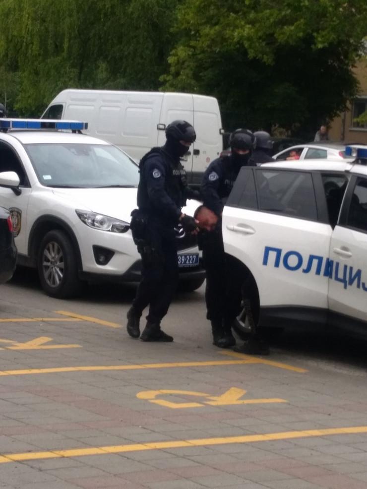 Hapšenje Goran Janković Novi Sad