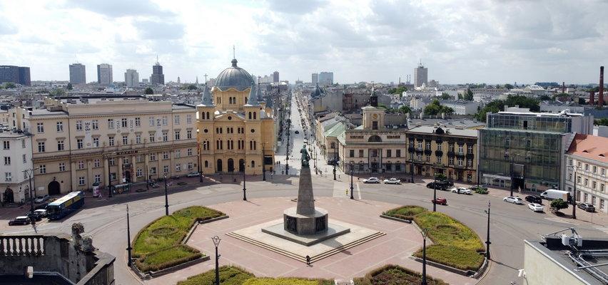 Plac Wolności nie będzie betonowy, będzie zielony
