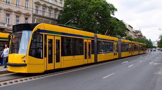 tramwaj, transport