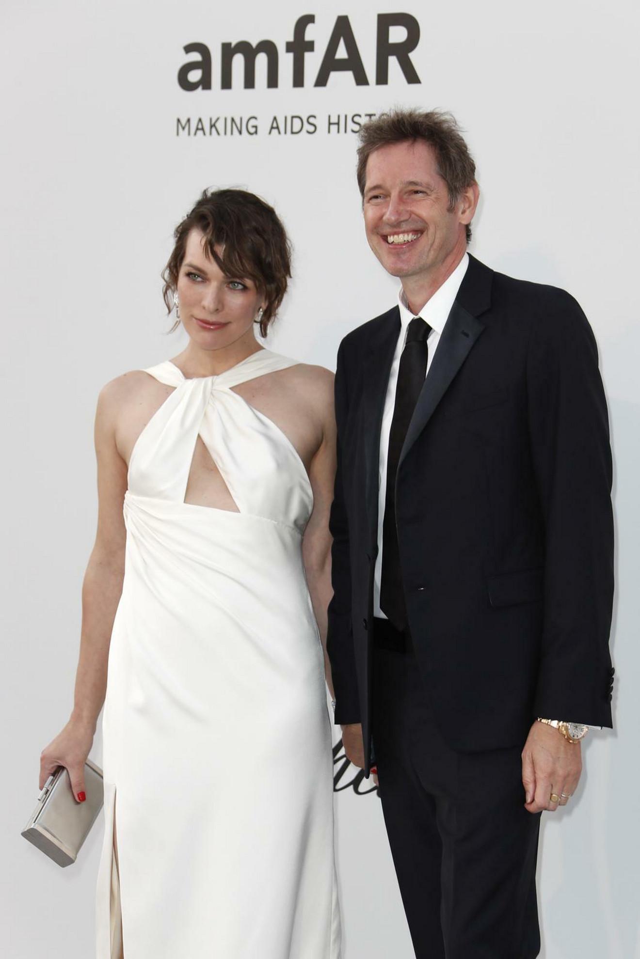 Mila Jovović sa suprugom