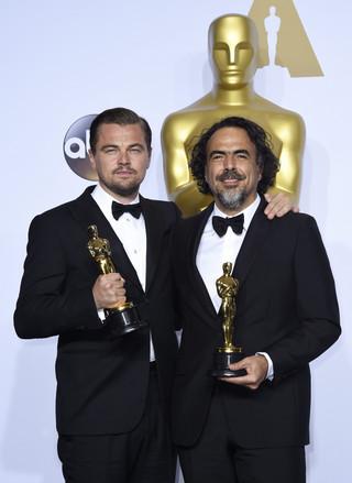 Leonardo DiCaprio z Oscarem dla najlepszego aktora