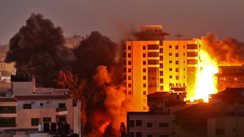 Wzajemny ostrzał Izrael i Hamasu. Rośnie liczba ofiar. Kolejne miasta zagrożone