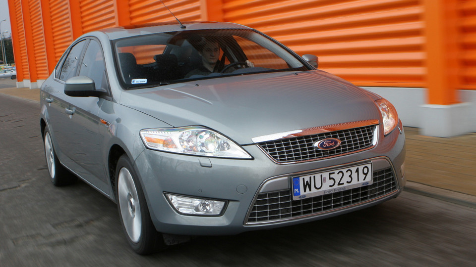 Ford Mondeo III (2007-14)