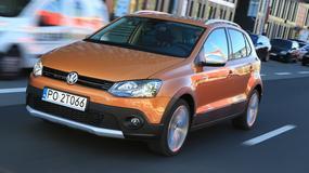 Volkswagen CrossPolo - z offroadowym makijażem | TEST