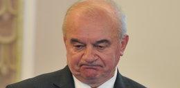 Skompromitowany minister odchodzi z polityki