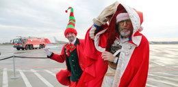 Mikołaj z białą brodą i w czerwonym stroju? To nieprawda