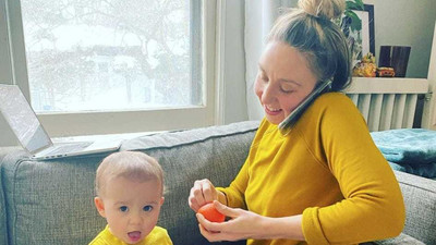 I took an entire weekend to myself away from my husband and kids - here's why every working mom should do the same