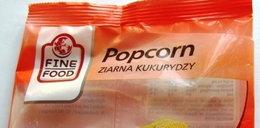 Alarm! Nie jedz tego popcornu