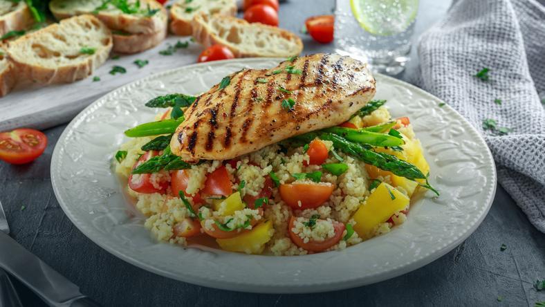 Dietetyczny Obiad Przepisy Odchudzanie Zdrowie