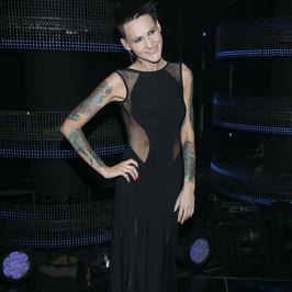 Agnieszka Chylińska w prześwitującej sukience? To wydarzyło się naprawdę
