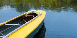 Tragedia na spływie kajakowym. 44-latek w hipotermii, jego żona nie żyje