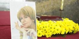 Ostatnia droga Marii Czubaszek. Znani i bliscy