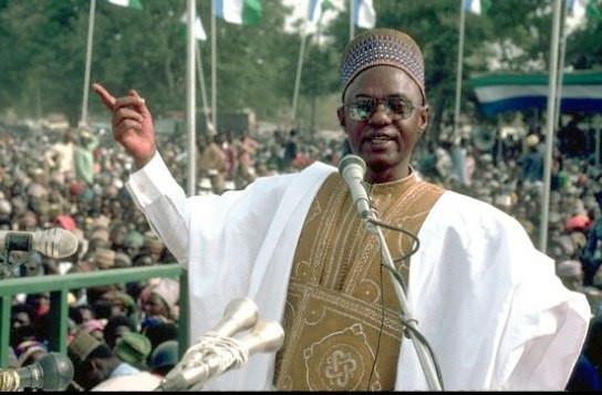 Alhaji Shehu Shagari: President of the Second Republic (BBC)