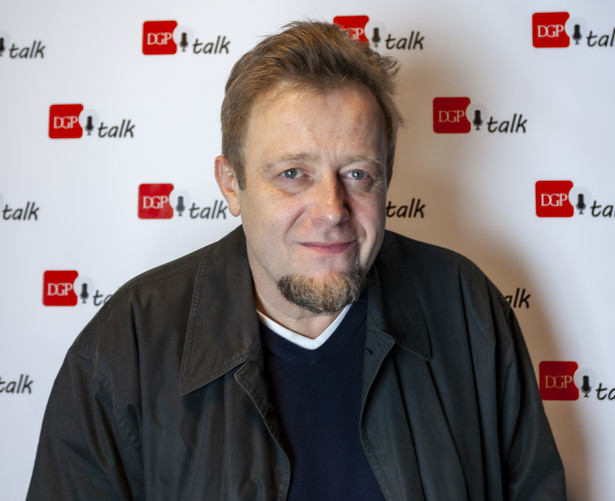 Olaf Lubaszenko w podcaście DGPtalk: Po stronie kultury
