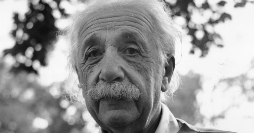 Einstein zawsze znajdywał czas na swobodne, spokojne rozmyślanie. W ten sposób w jego głowie rodziły się najlepsze koncepcje