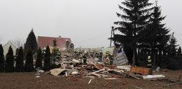 Katastrofa w Trlągu. Zawalił się dom, nie żyje starsza kobieta