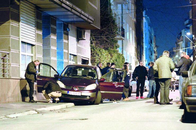 Poznati beogradski branilac izrešetan na vračaru ispred kancelarije