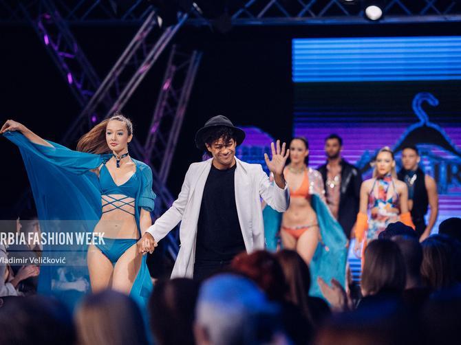 Spoj avangarde, elegantnog, urbanog i ekstravagantnog za prvo revijalno veče Serbia Fashion Weeka