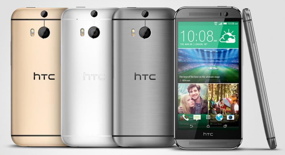 HTC stellt One M8s mit 13-Megapixel-Kamera vor