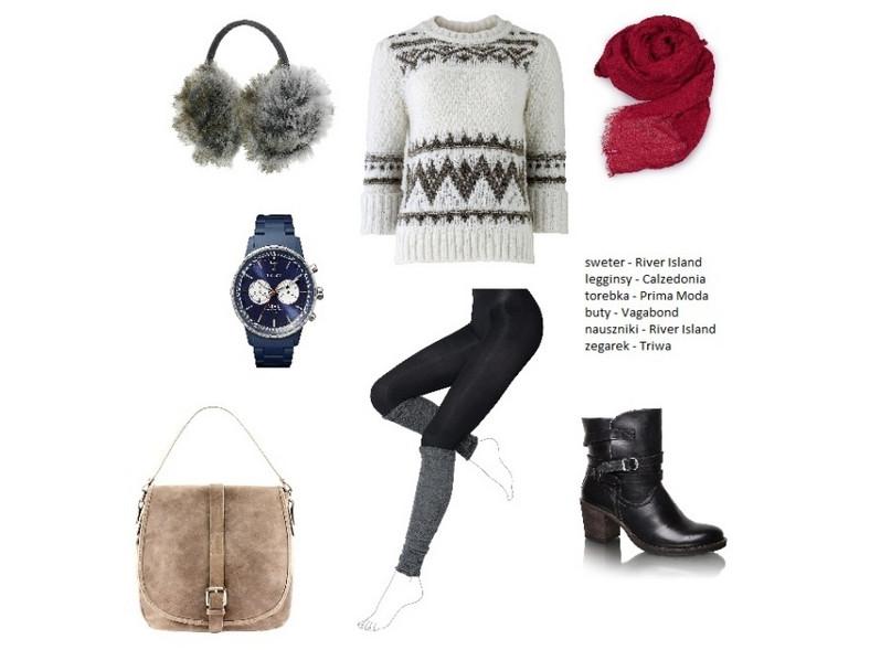 Jak się ubrać na łyżwy - modne propozycje stylizacji.