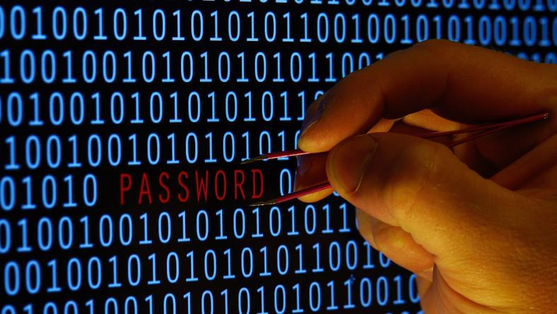 haker password