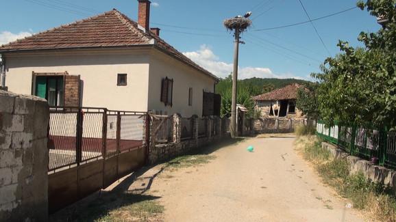 Kuća iz koje je devojčica odvedena u smrt