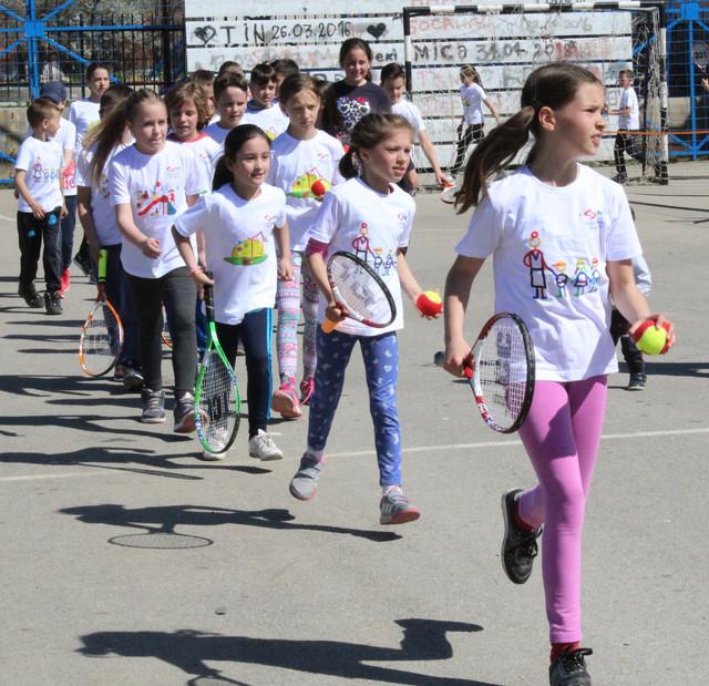 Vaskršnji turnir za decu u Gračanici