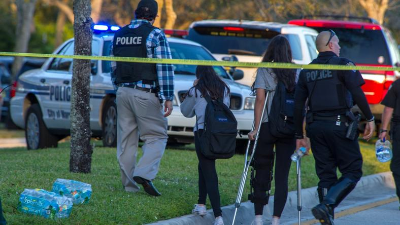 Strzelanina w szkole na Florydzie