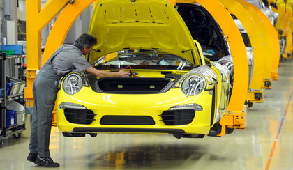 Tak świętują w Porsche. Każdy dostanie małą fortunę!