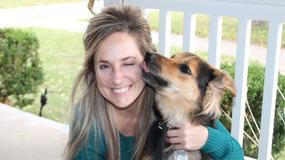 Poleciała do Tajlandii. Tam znalazła sparaliżowanego psa, postanowiła go za wszelką cenę uratować