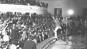 Pierwszy raz z Jaggerem – mija pięć dekad od koncertu The Rolling Stones w warszawskiej Sali Kongresowej