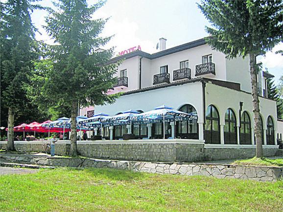 Hotel Vlasina